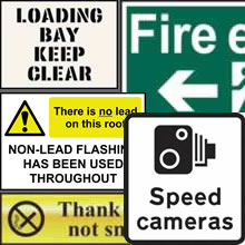 safety signs office signs.