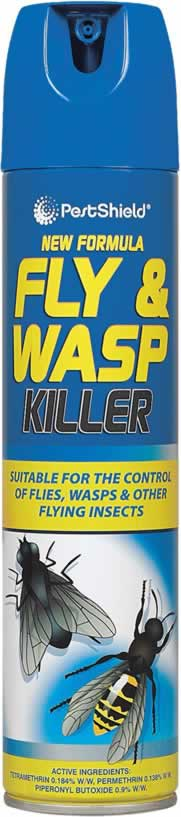 300 ml Fly and Wasp Killer Aerosol DGN