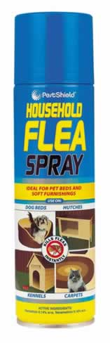 200 ml Household Flea Spray