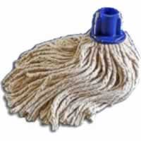 No. 16 PY Blue Socket Socket Mop Head sign