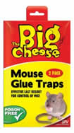 STV182 RTU Mouse Glue Trap Twin- pack