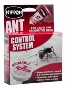 Nippon Ant Control System