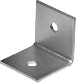 50 x 50 x 50 mm BZP Heavy Duty Bracket