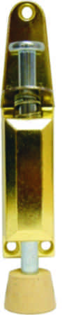 120 mm Electro Brass Kick Down Door Stop