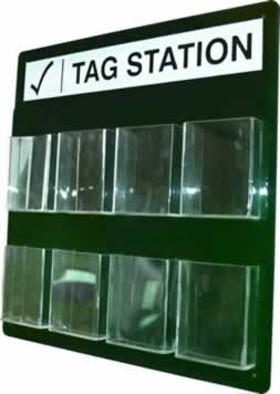 Lockout Tag Station
