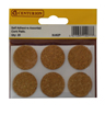 Self Adhesive Assorted Cork Pads Packet of 20