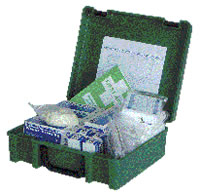 11-20 man first aid kit refill sign.