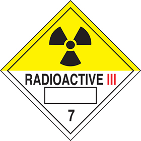 Radioactive iii 7 sign.