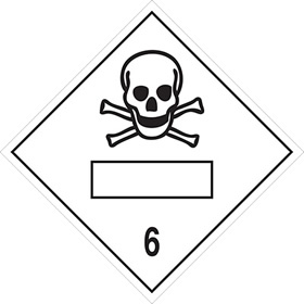 Skull & cross bones 6 sign.