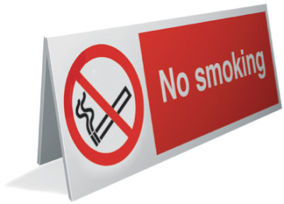 no smoking image with text no smoking sign.