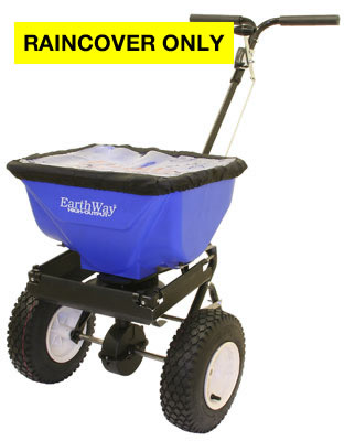 raincover 30kg broadcast spreader.