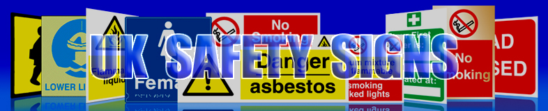 UK safety signs, labels and stickers suppliers.