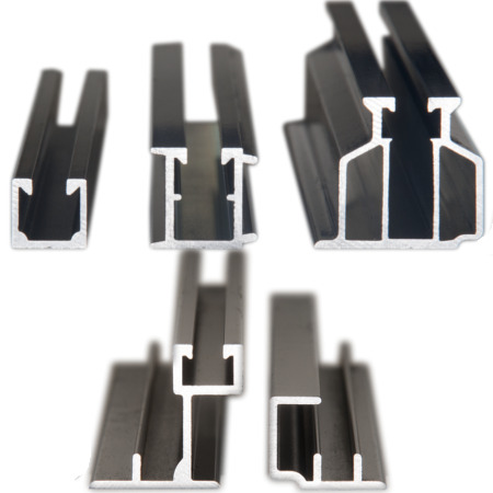 One Piece Universal Channel Clamp