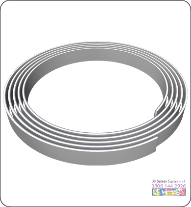 Self adhesive magnetic tape 12 x 30m sign