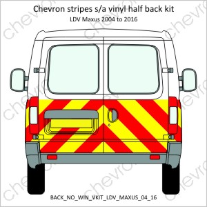 LDV Maxus 2004 to 2016 Low Roof