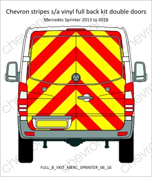 Mercedes Sprinter VW Crafter 2006 to 2016 Low Roof