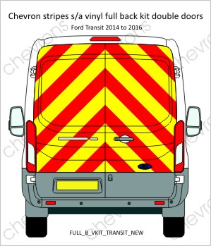 Ford Transit New H2 Medium Roof